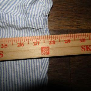 Ralph Lauren Shirts - Ralph Lauren Dress Shirt Size 17 1/2 - 35 Blue